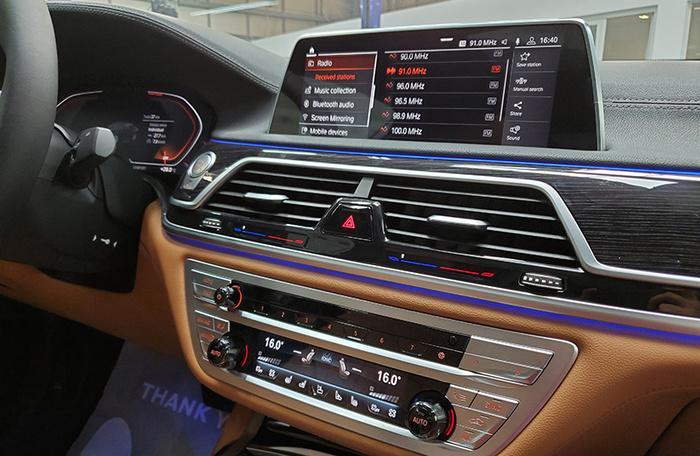Đánh giá nhanh BMW 740Li Pure Excellence giá gần 6,3 tỷ đồng tại thị trường Việt Nam Ảnh 15