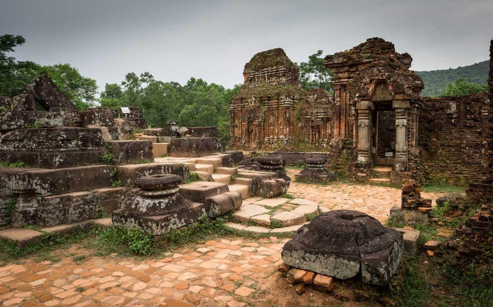Những di tích bí ẩn nhất Đông Nam Á bạn không thể bỏ lỡ Ảnh 5