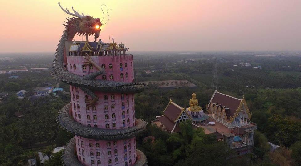 Những di tích bí ẩn nhất Đông Nam Á bạn không thể bỏ lỡ Ảnh 4