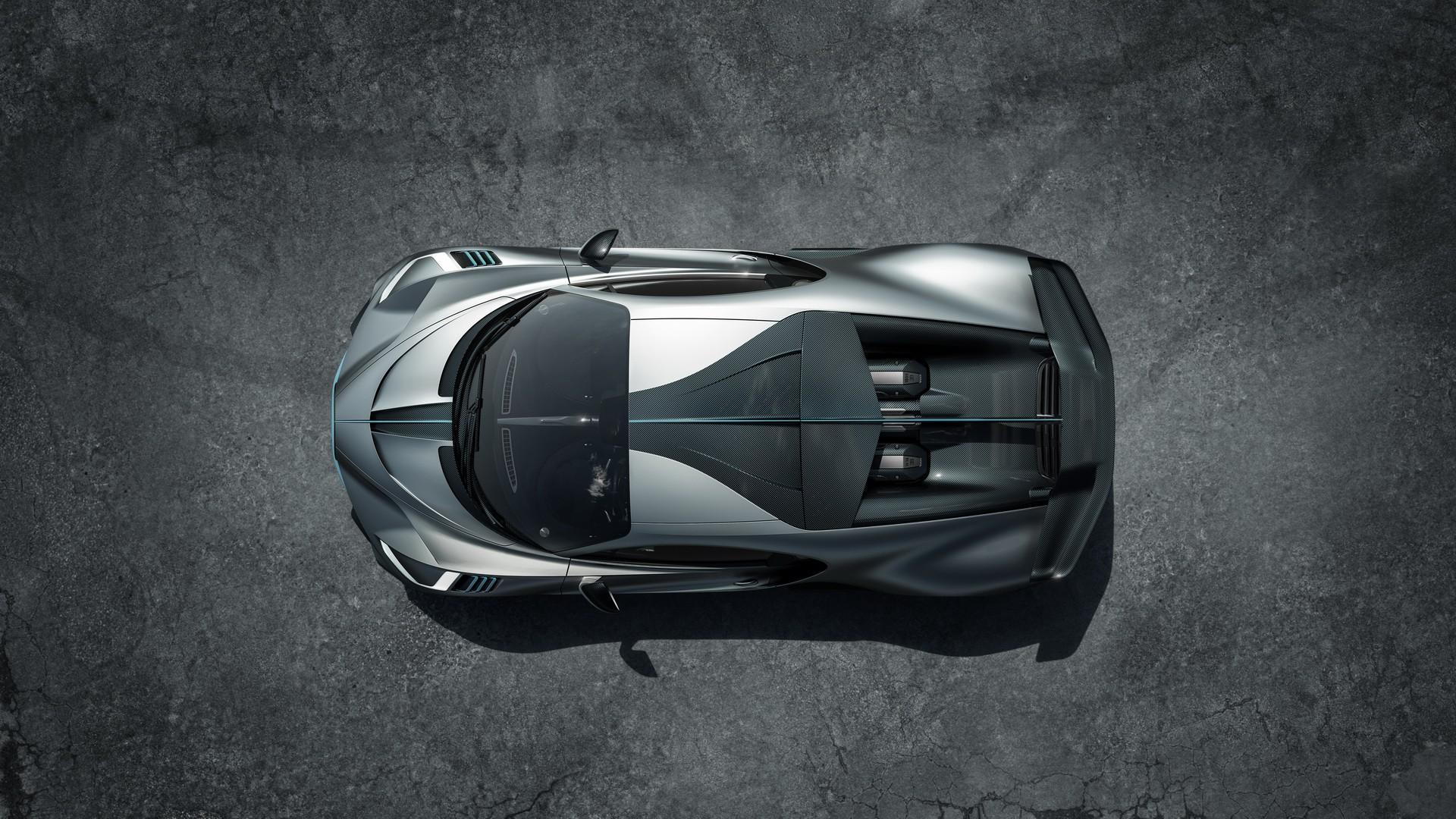 Mẫu Bugatti Divo đầu tiên sẽ được bán ra với mức giá hơn 5,4 triệu USD Ảnh 4
