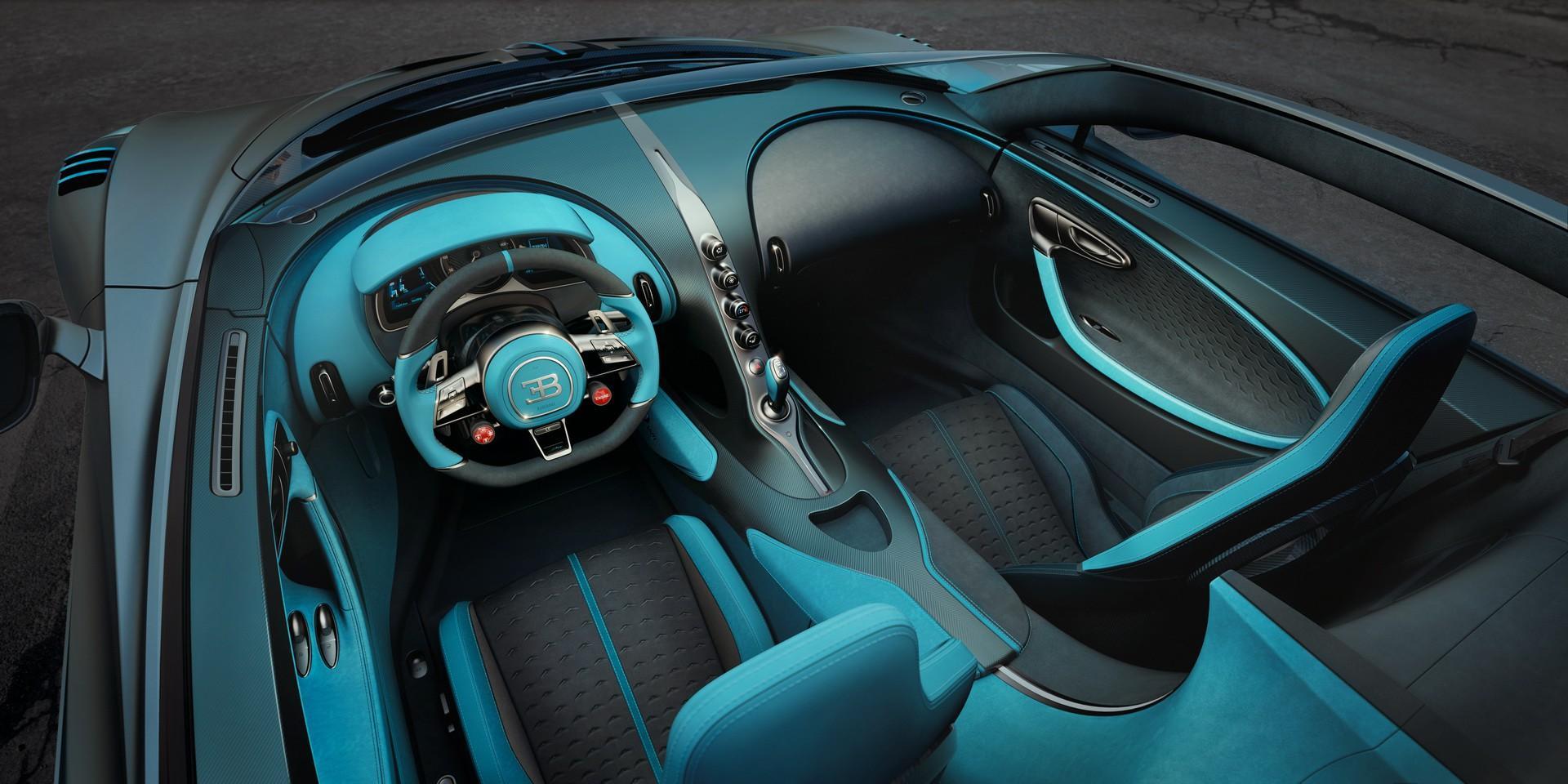 Mẫu Bugatti Divo đầu tiên sẽ được bán ra với mức giá hơn 5,4 triệu USD Ảnh 7