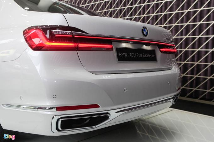 Giá hơn 6 tỷ đồng, BMW 740Li có đáng 'đồng tiền bát giạo'? Ảnh 2