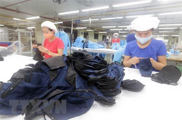 Tổng cục Hải quan: Việt Nam xuất khẩu gần 416 triệu khẩu trang Ảnh 1