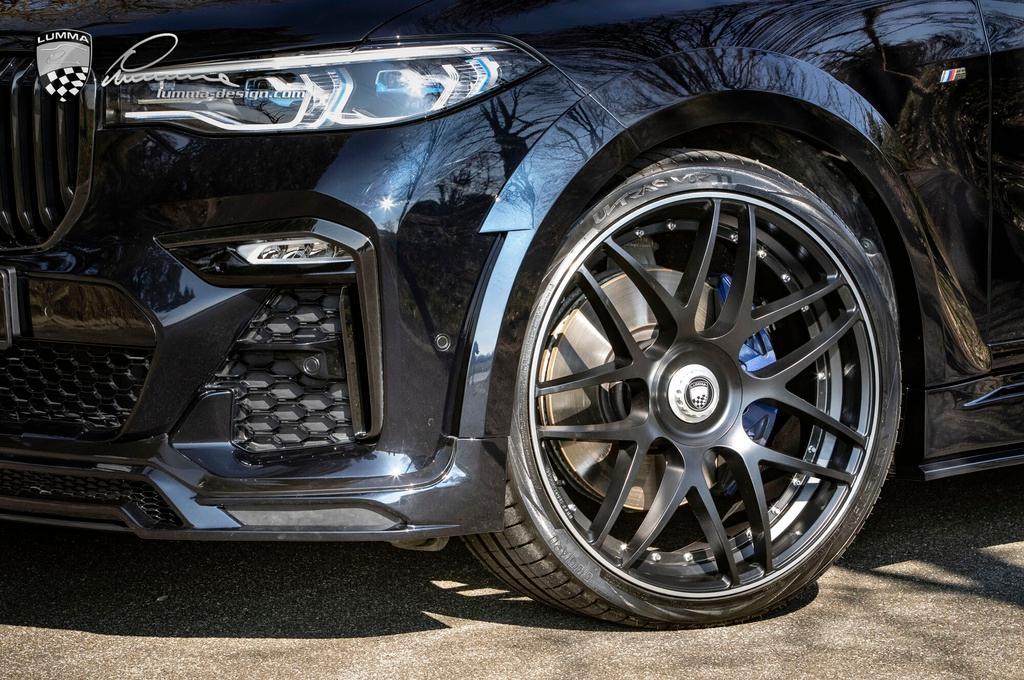 BMW X7 cơ bắp hơn với bản độ thân rộng Ảnh 2