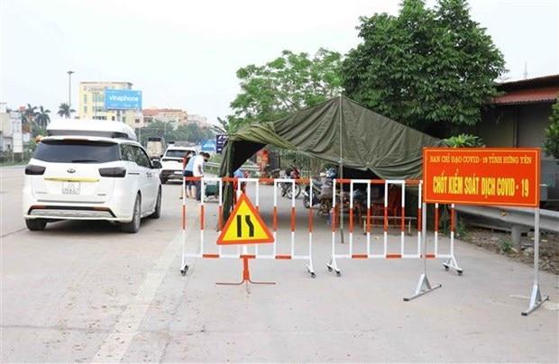Hưng Yên gỡ bỏ lệnh phong tỏa thôn có hơn 1.400 dân, duy trì kiểm tra thân nhiệt những ngày tiếp theo Ảnh 1