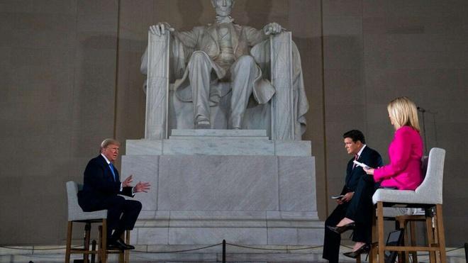 TT Trump: Bỏ thỏa thuận thương mại nếu TQ không giữ lời hứa Ảnh 1