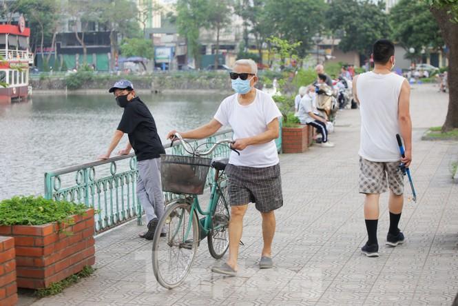 Hà Nội nắng nóng 40 độ C Ảnh 13