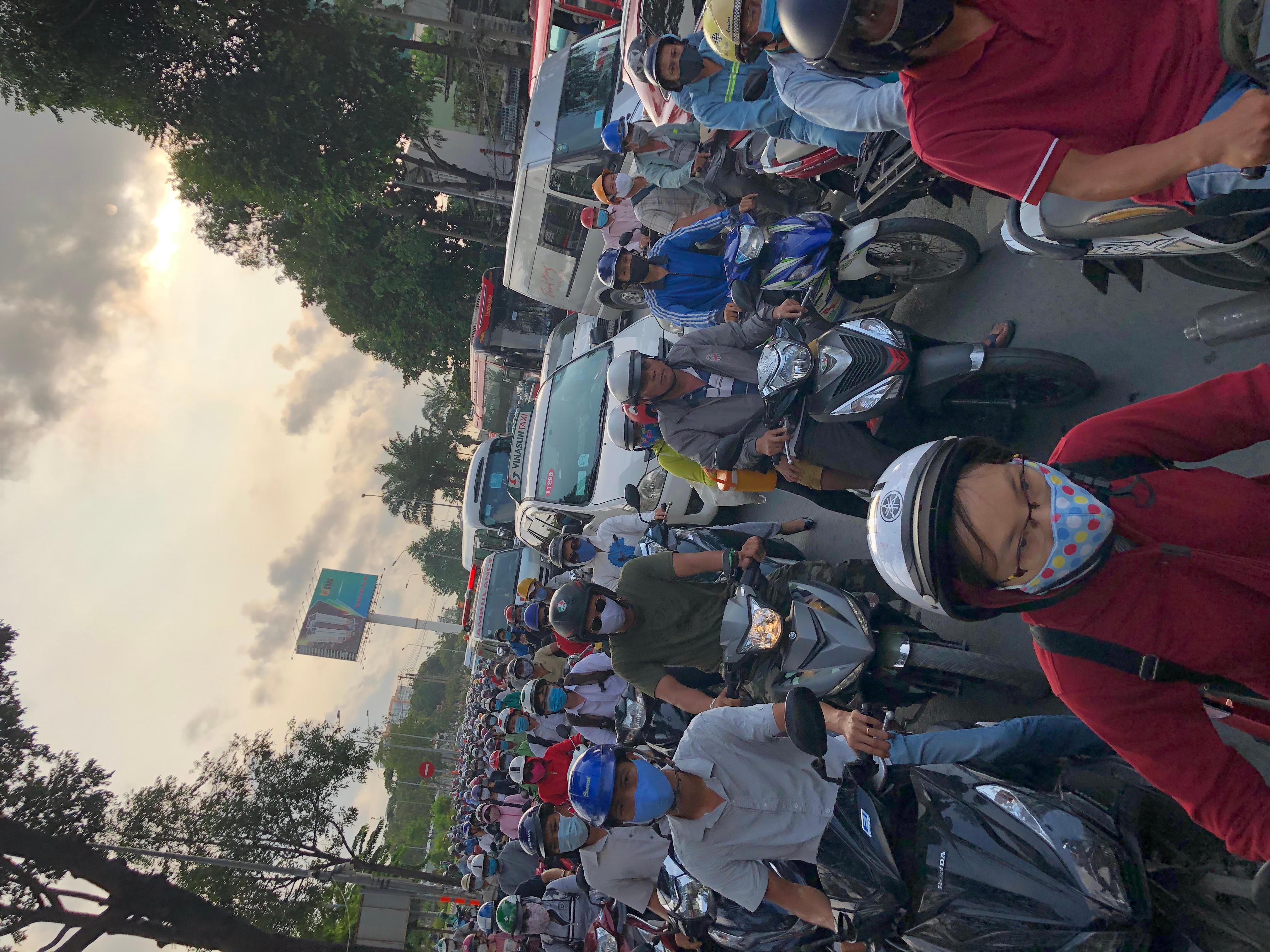 Sài Gòn kẹt xe trở lại Ảnh 3