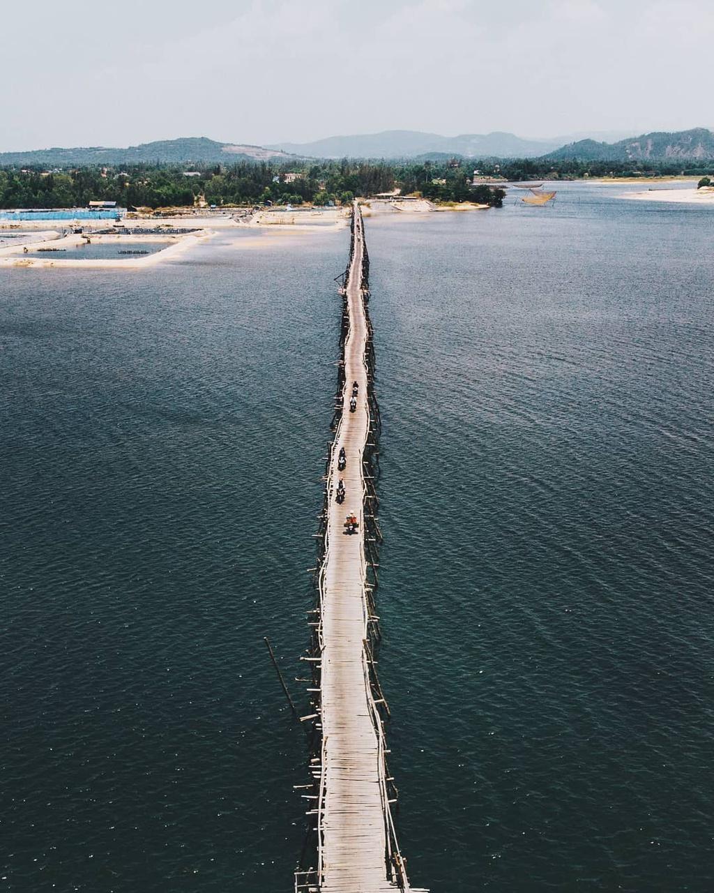 Cầu gỗ Ông Cọp và 4 điểm check-in không thể bỏ qua ở Phú Yên Ảnh 1