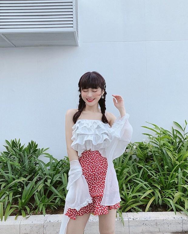 Hết giãn cách xã hội, dàn mỹ nhân Việt xúng xính váy áo đi du lịch Ảnh 17