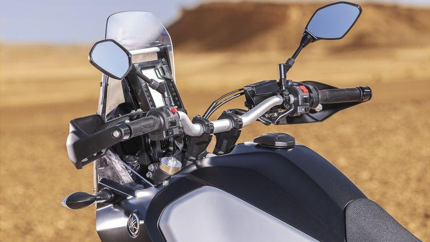 Yamaha Tenere 700 2020 cập bến Thái Lan Ảnh 5
