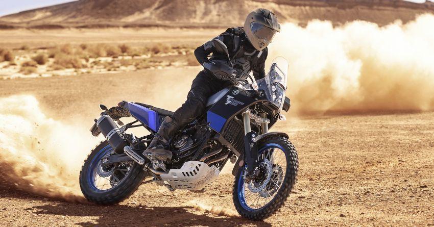 Yamaha Tenere 700 2020 cập bến Thái Lan Ảnh 8