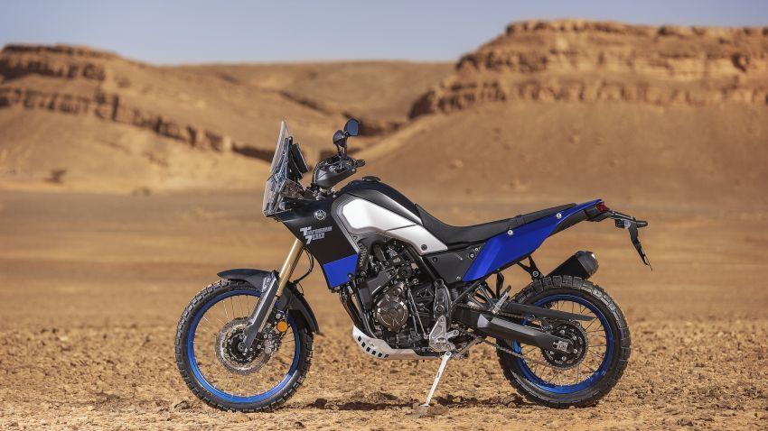 Yamaha Tenere 700 2020 cập bến Thái Lan Ảnh 3