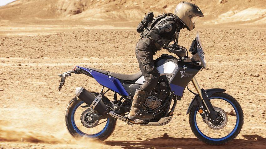 Yamaha Tenere 700 2020 cập bến Thái Lan Ảnh 2