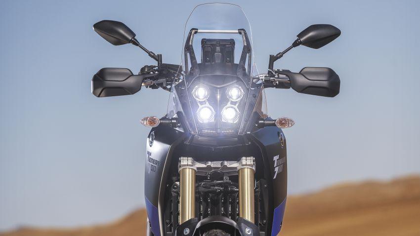 Yamaha Tenere 700 2020 cập bến Thái Lan Ảnh 7