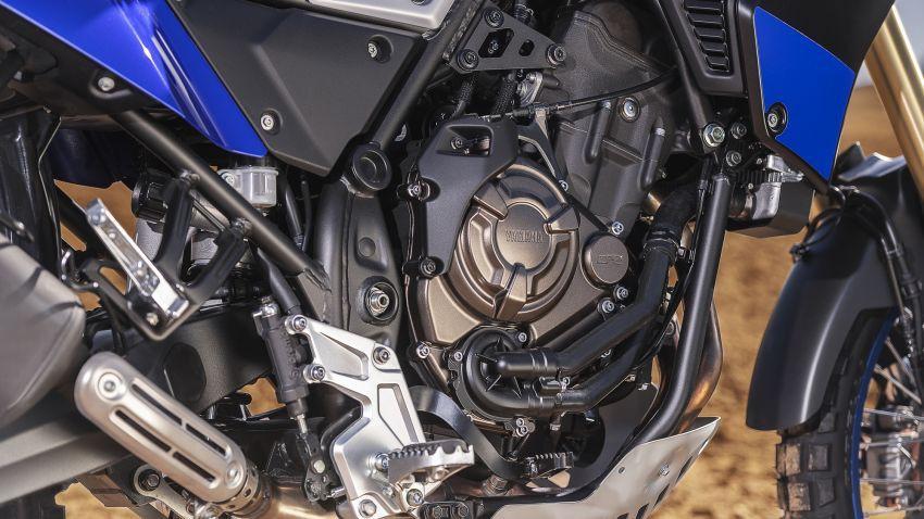 Yamaha Tenere 700 2020 cập bến Thái Lan Ảnh 1