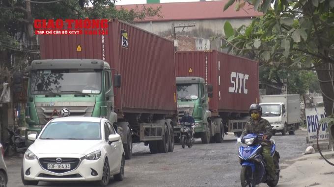 Con đường 'tang thương' dưới vệt bánh xe quá tải Ảnh 16