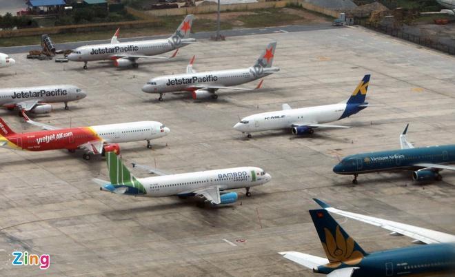 Giá vé máy bay nội địa về mức 'đáy' nhờ tăng chuyến trở lại Ảnh 1