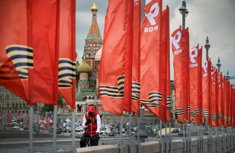 Ngày Chiến thắng chưa từng có của Tổng thống Putin Ảnh 1