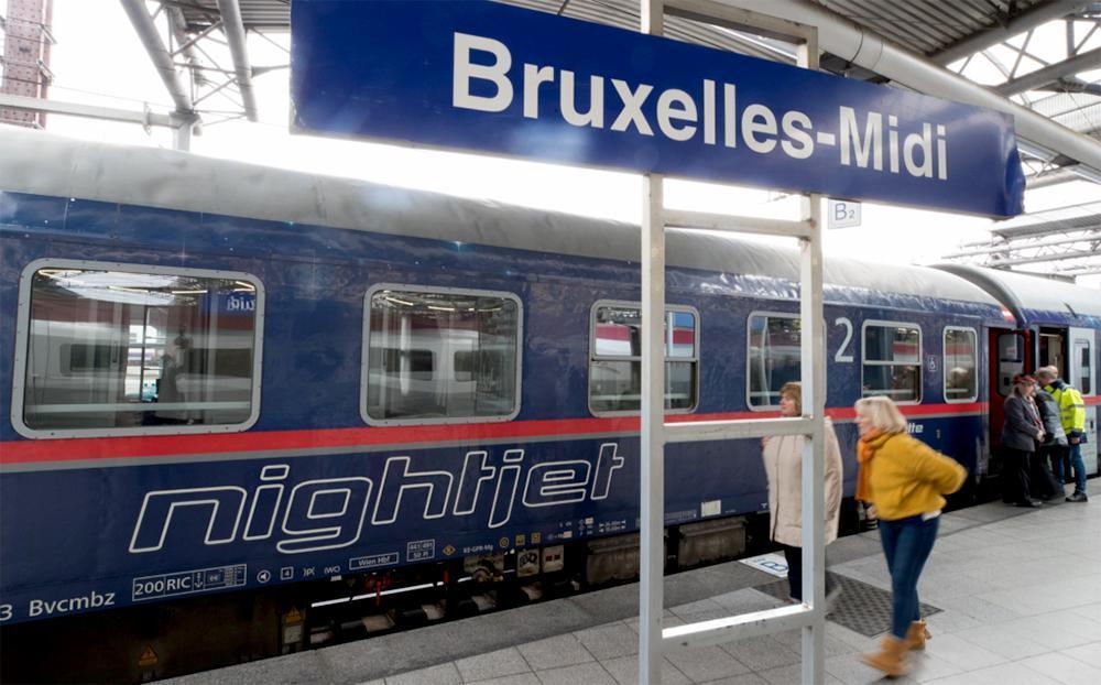 Thủ đô của Bỉ phải bố trí lại giao thông để bảo đảm giãn cách xã hội Ảnh 1
