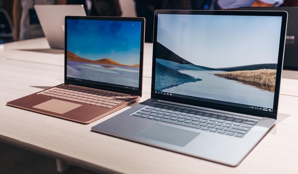 Microsoft sửa miễn phí các máy tính Surface 3 bị nứt kính màn hình Ảnh 1