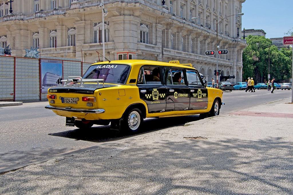 Người Cuba và tình yêu với những chiếc Lada Ảnh 5