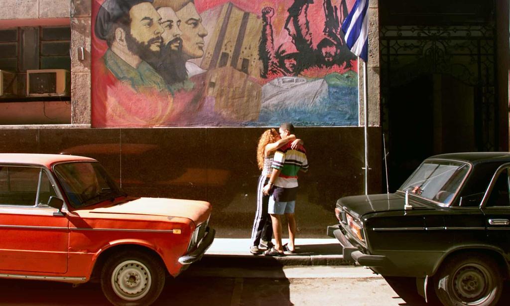 Người Cuba và tình yêu với những chiếc Lada Ảnh 1