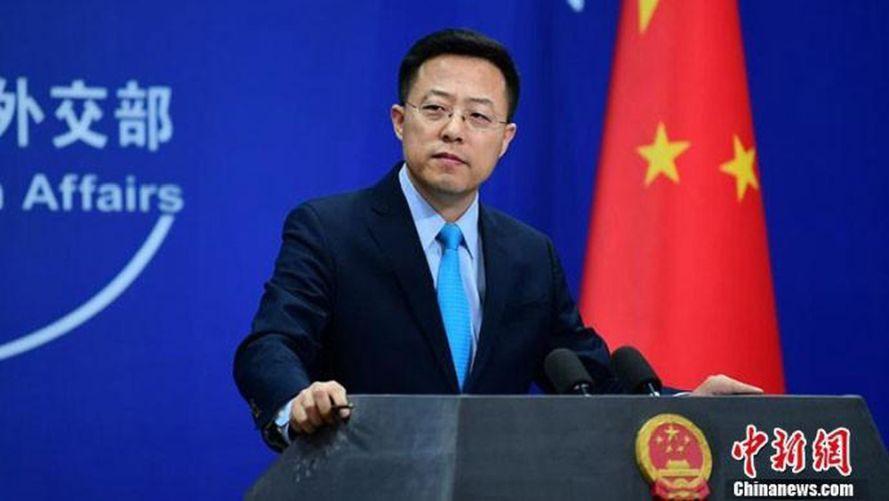 Trung Quốc chỉ trích Ngoại trưởng Mỹ Mike Pompeo vì Covid-19 Ảnh 1