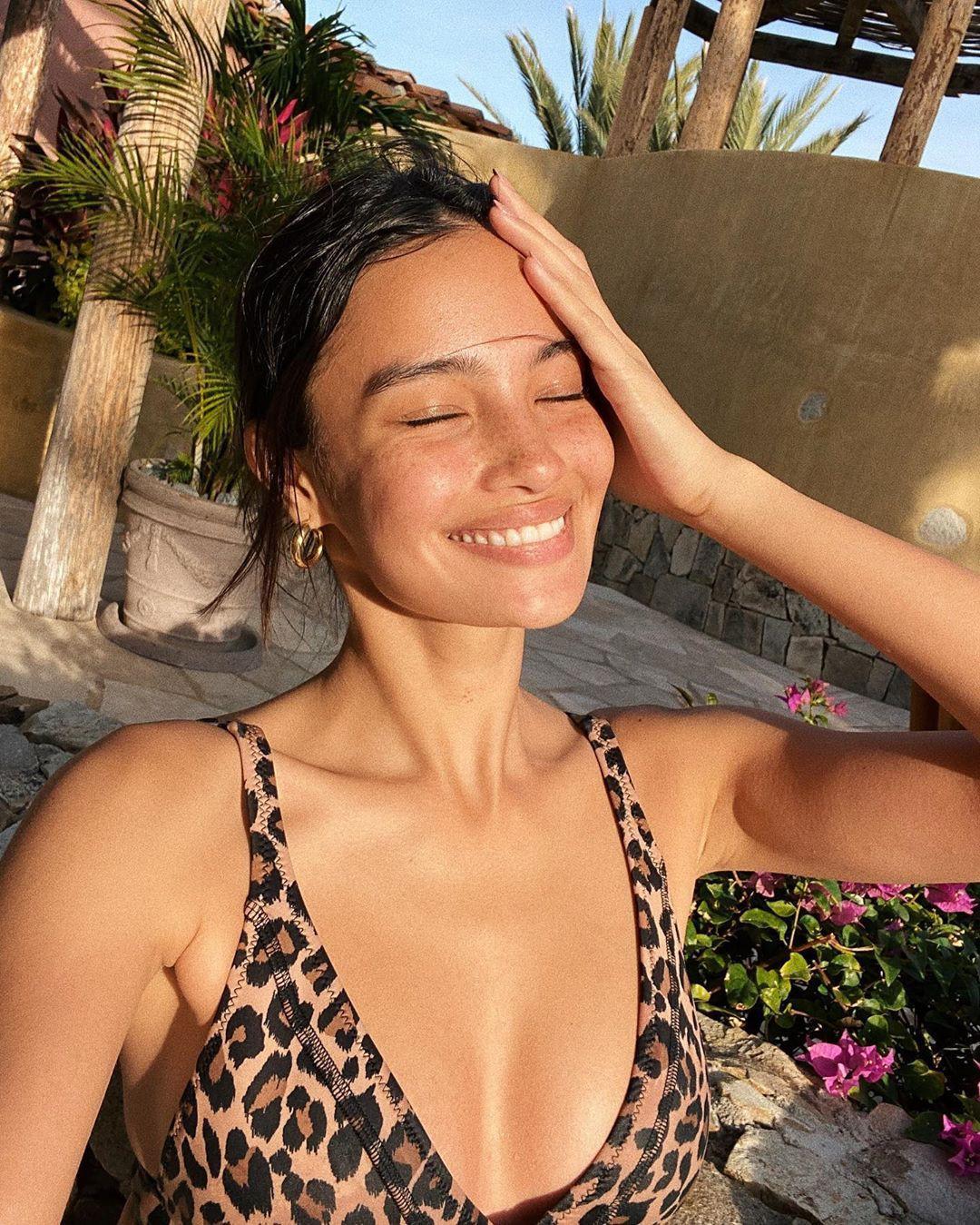 Ảnh bikini tôn thân hình tuyệt mỹ của người mẫu Kelsey Merritt Ảnh 8