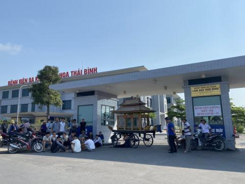 Điều tra vụ bệnh nhân tử vong tại bệnh viện Lâm Hoa Ảnh 1