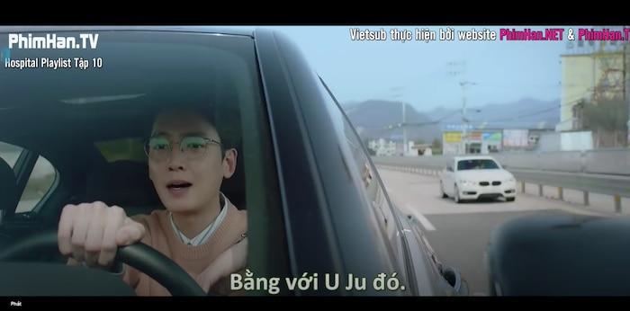 Hospital Playlist tập 10: Thời gian dành cho những câu chuyện tình yêu chớm nở, Jung Won phân vân nên chọn con tim hay là nghe lý trí Ảnh 7