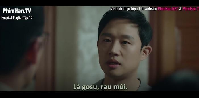 Hospital Playlist tập 10: Thời gian dành cho những câu chuyện tình yêu chớm nở, Jung Won phân vân nên chọn con tim hay là nghe lý trí Ảnh 8