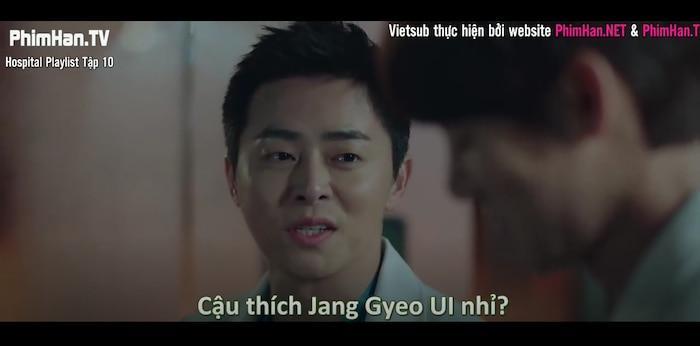 Hospital Playlist tập 10: Thời gian dành cho những câu chuyện tình yêu chớm nở, Jung Won phân vân nên chọn con tim hay là nghe lý trí Ảnh 15