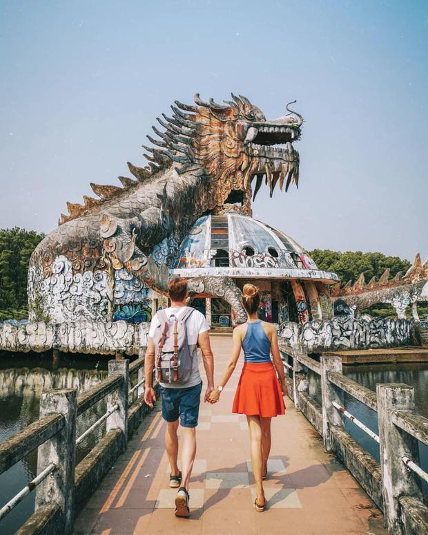 Từng lên báo Mỹ vì quá kinh dị nhưng công viên bỏ hoang ở Huế sắp được 'hồi sinh' trở lại? Ảnh 1