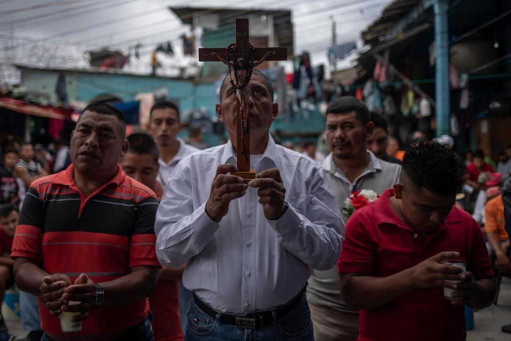 Những nhà tù chật ních ở Honduras giữa đại dịch Ảnh 7