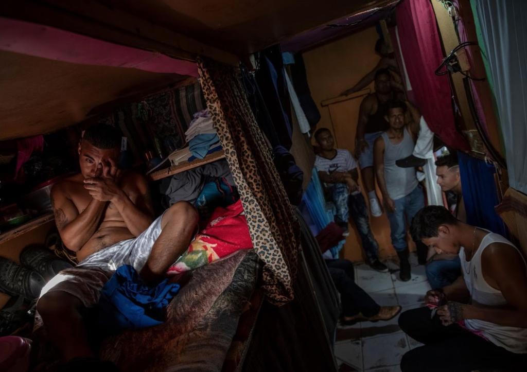 Những nhà tù chật ních ở Honduras giữa đại dịch Ảnh 13