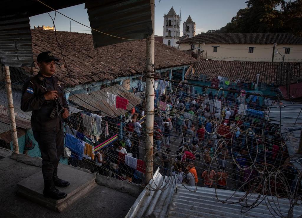 Những nhà tù chật ních ở Honduras giữa đại dịch Ảnh 12