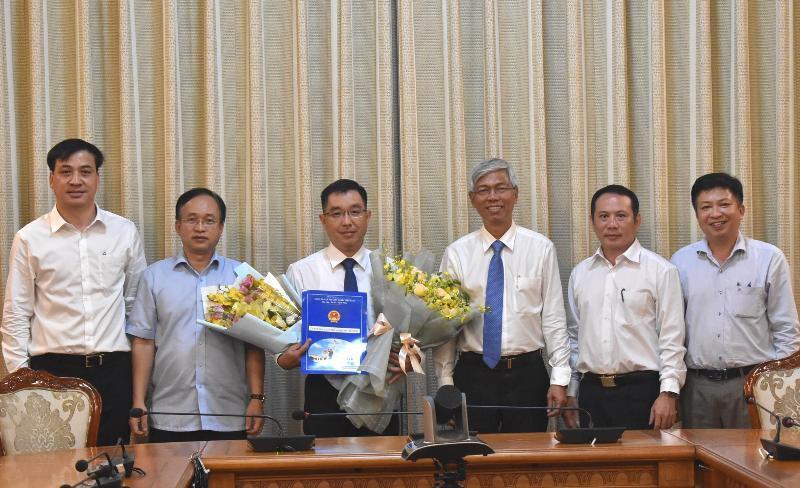 Phó chủ tịch quận 2 giữ chức Phó giám đốc Sở Xây dựng TP.HCM Ảnh 2