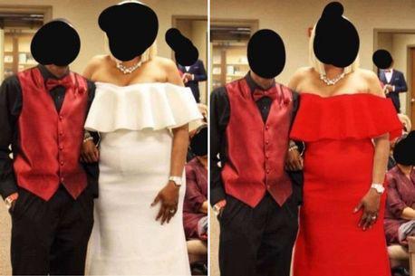 Mẹ chồng cố tình phá đám con dâu trong ngày cưới, nhưng gặp ngay thợ ảnh cao tay Ảnh 3