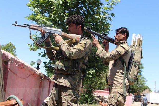 Quân đội Afghanistan tiêu diệt 21 tay súng của Taliban Ảnh 1