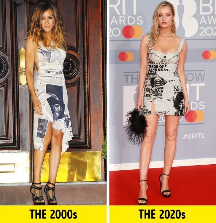 12 xu hướng thời trang từ năm 2000 bất ngờ quay trở lại Ảnh 6