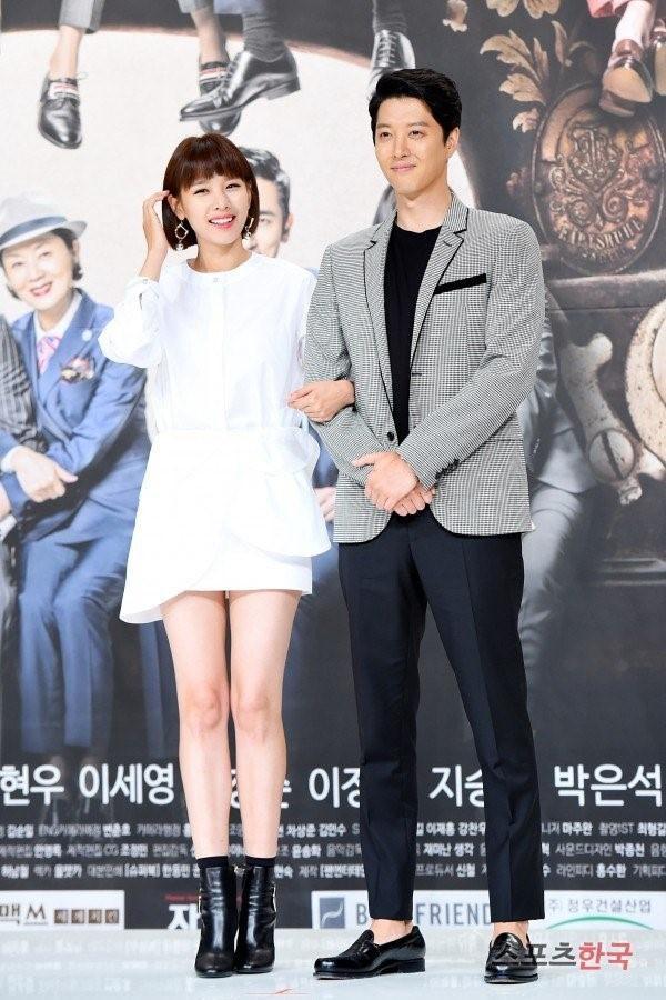 Lee Dong Gun và Jo Yoon Hee ly dị sau 3 năm kết hôn Ảnh 2