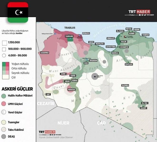 Căn cứ quân sự của Thổ Nhĩ Kỳ tại Libya bị máy bay không người lái UAE tấn công? Ảnh 2