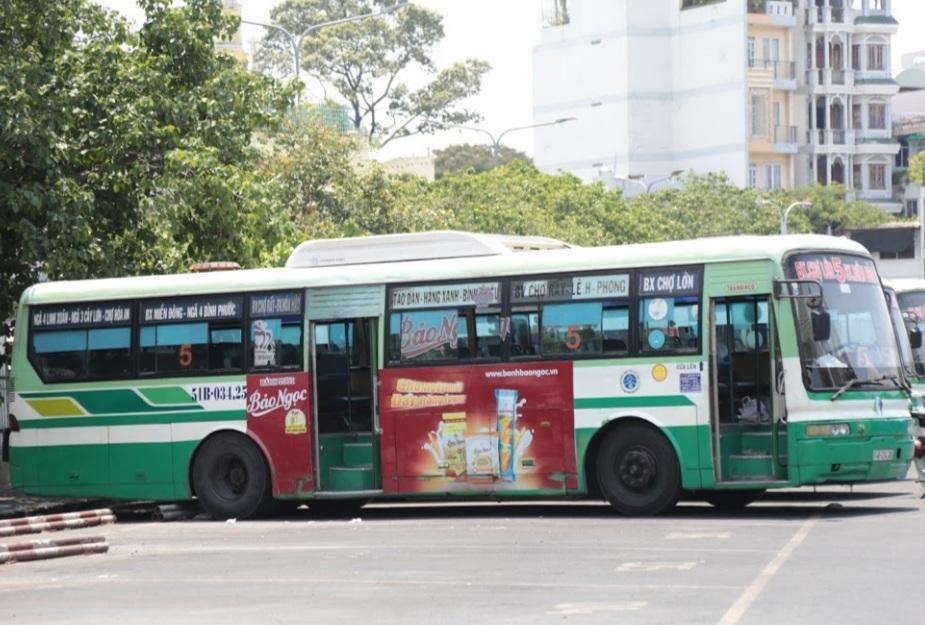 Sản lượng giảm, TP Hồ Chí Minh đề xuất tăng trợ giá xe buýt Ảnh 1