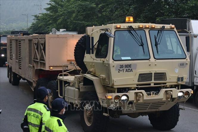 Trung Quốc phản đối động thái mới của Mỹ, Hàn Quốc liên quan đến THAAD Ảnh 1