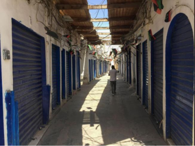 Điều Mỹ lo sợ khi Nga can dự sâu vào xung đột Libya Ảnh 1