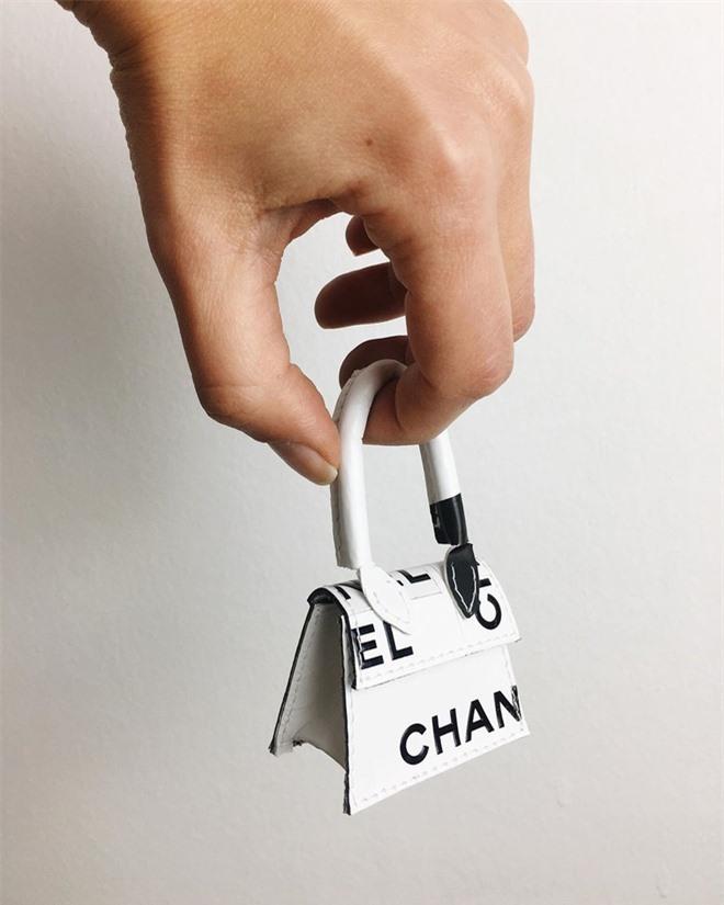 Chế hộp giày Nike thành túi Dior hơn 3.000 USD Ảnh 5