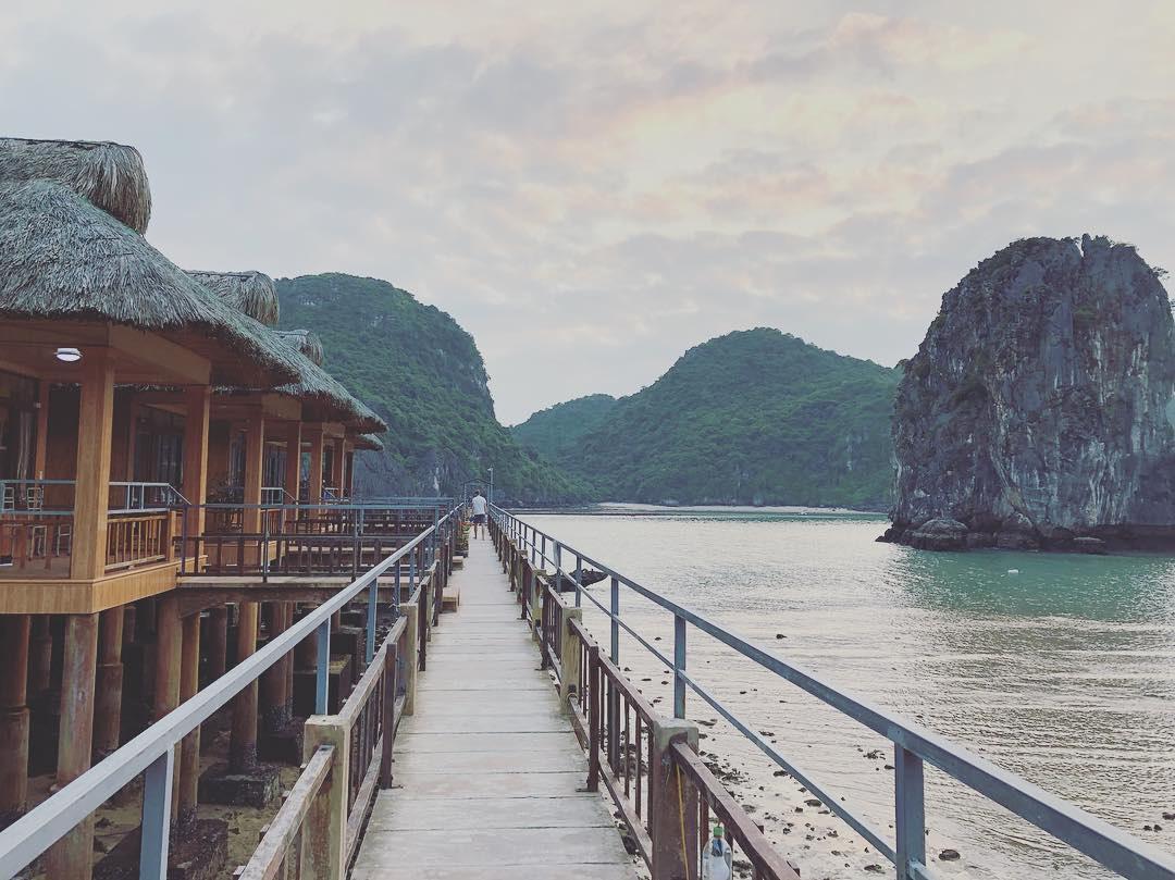 Ai tới vịnh Lan Hạ rồi mới hiểu tại sao Leonardo DiCaprio phải tấm tắc khen ngợi: Vẻ đẹp hoang sơ của 'thiên đường bị bỏ quên' giữa Hải Phòng Ảnh 5