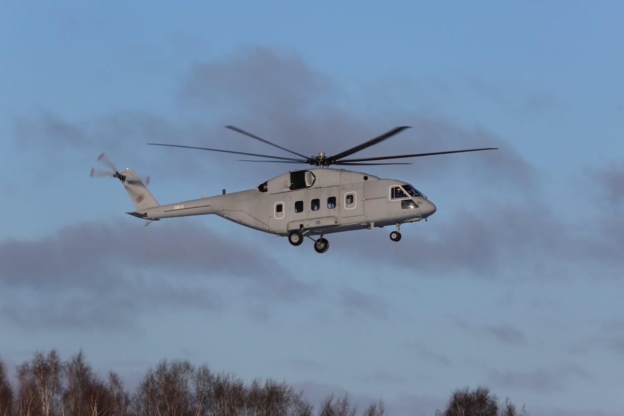 Trực thăng 'miễn nhiễm' với tên lửa phòng không vác vai có nguy cơ ế ẩm Ảnh 2