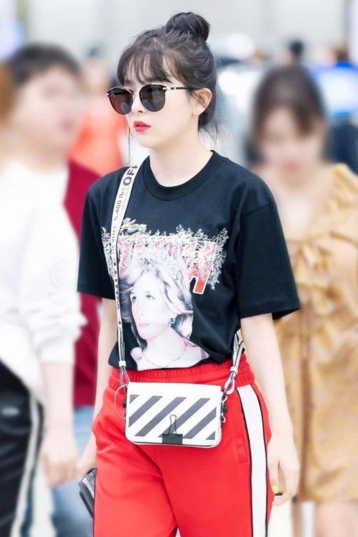 Thời trang đời thường đỉnh cao khiến Seulgi là nữ idol mặc đẹp hàng đầu Kpop Ảnh 8